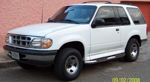 Mi Ford Explorer